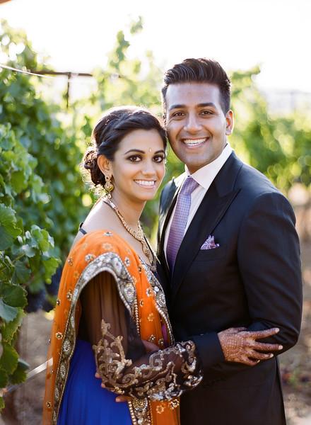 Neal and Anar Wedding