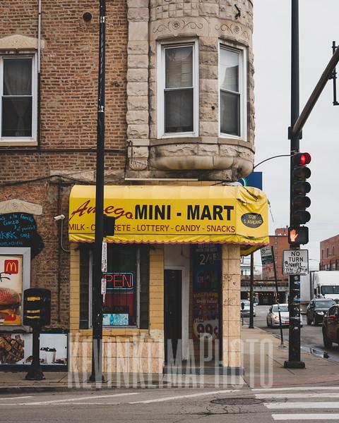 Amego Mini Mart