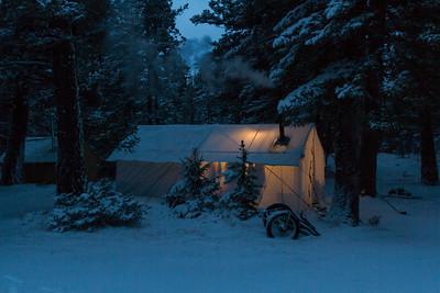 Montana - Elk Camp