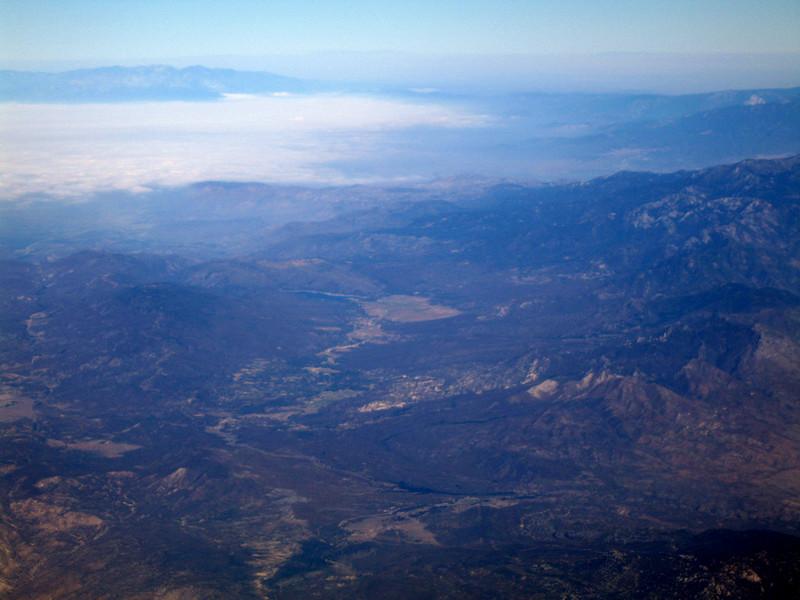 Lake Hemet, Garner Valley