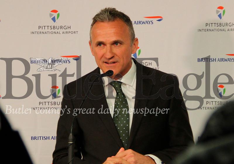 Simon Brooks, Senior Vice President, Sales North America British Airways
