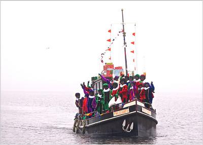 Sinterklaas 2012 Kudelstaart
