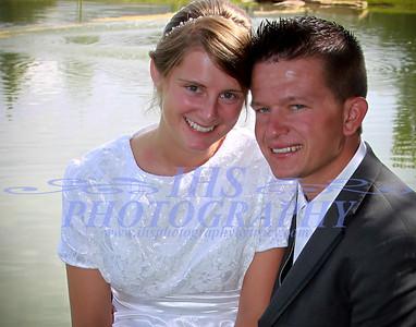 Stutzman-Miller - Bride and Groom