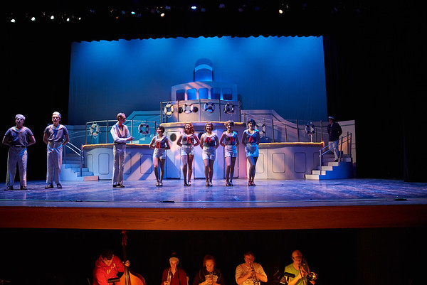 Anything Goes Showtime