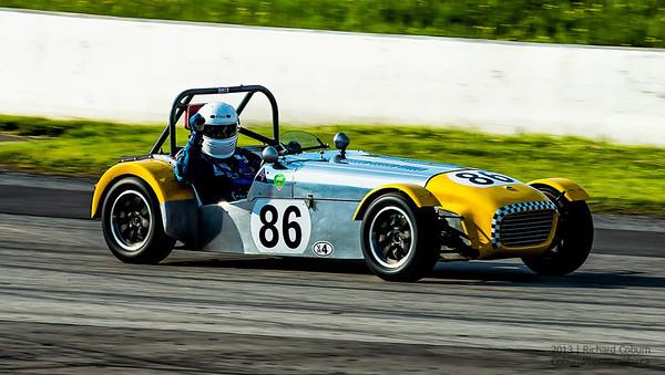 Closed Wheel Endurance Race