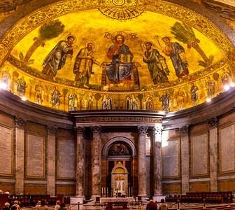 Rome's St. Paul Basilica - 2018