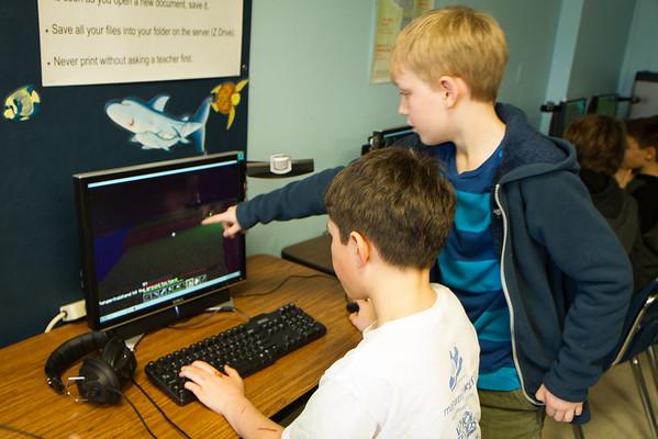 2014-2015 Minecraft Club