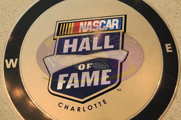 NASCAR Hall of Fame - May 28, 2012