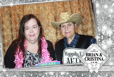Cristina and Brian's Wedding 3-9-18