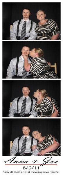 Anna & Joe (8-6-2011)