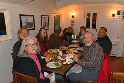 October Social and Dinner