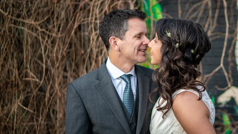 Michelle + Denis
