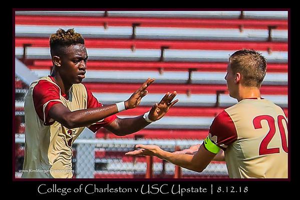 College of Charleston v USC Upsate | 8.12.18