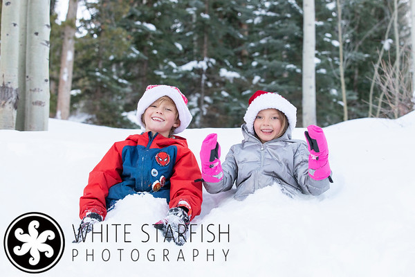 Beaver Creek Family Photos - Bachelor Gulch - Gibson