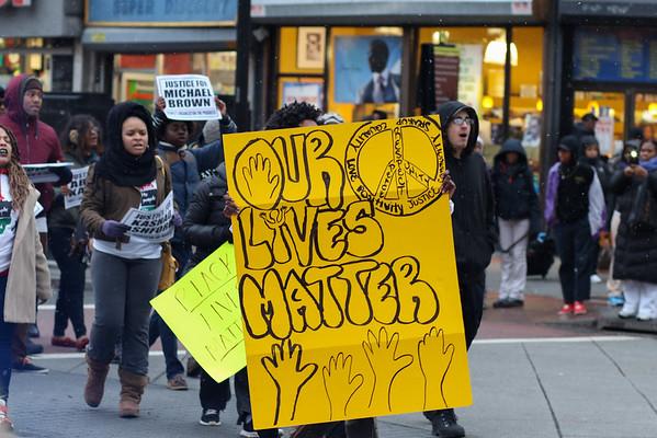 Newark #ShutItDown 12/10/2014