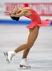 Photos of Michelle Kwan