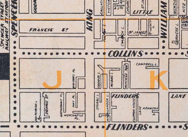 Morgan's Street Directory 1939