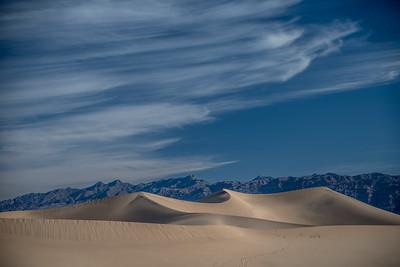 Death Valley dunes