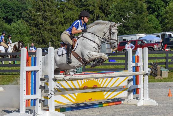 Pony Club Tetrathlon 062919