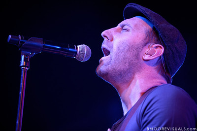 Mat Kearney - The Ritz, Tampa - 1/26/12