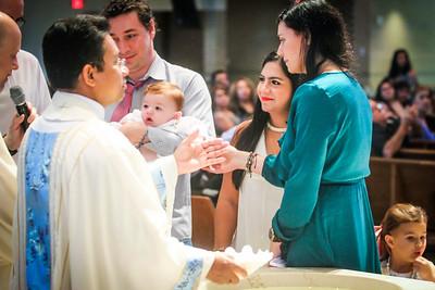 Alejandro's Christening