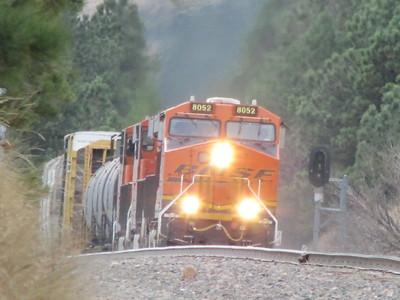 Train spotting - Nov 2018