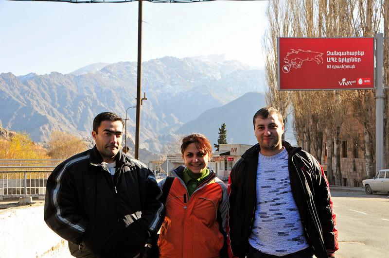 081217 0634 Armenia - Meghris - Assessment Trip 03 - Drive to Meghris ~R.JPG