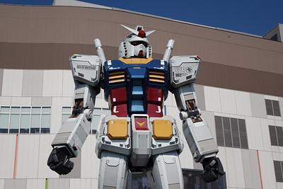 Gundam, Odaiba 2016
