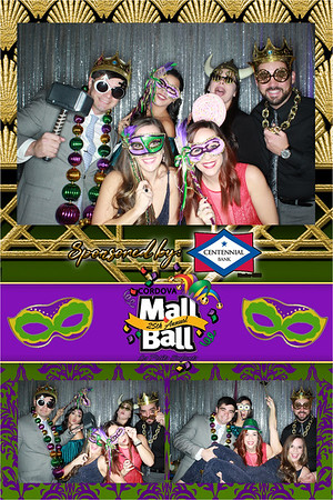 25th Annual Cordova Mall Ball 1-25-2020