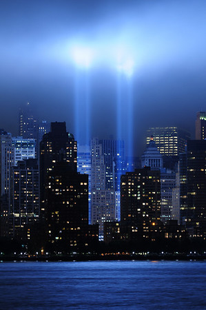911 2009 - Tribute in Light