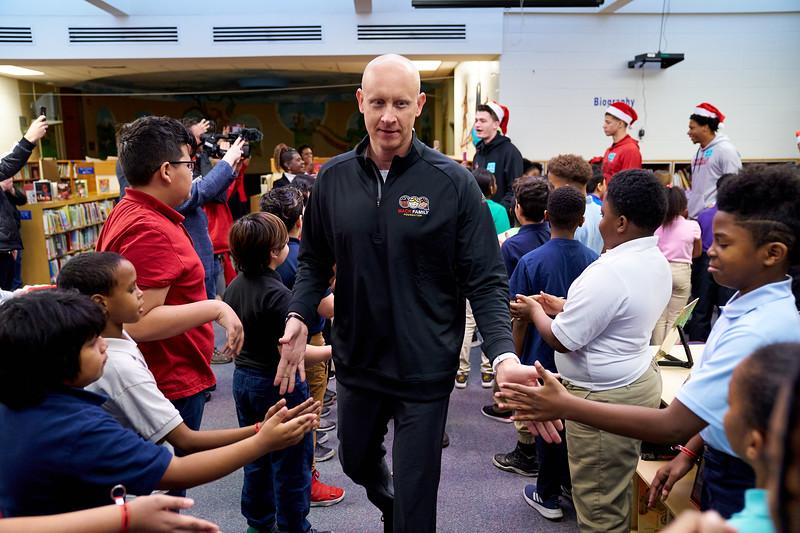 Coach Mack's Corner - Young Elementary