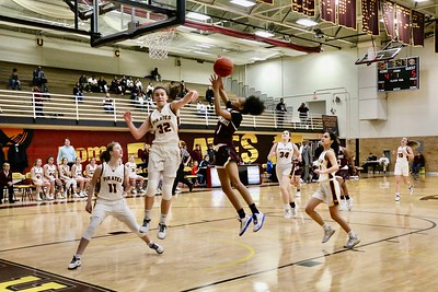 HS Sports - Riverview - River Rouge Girls Basketball District