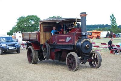 Kelsall (Cheshire) June 2011 - steam road vehicles