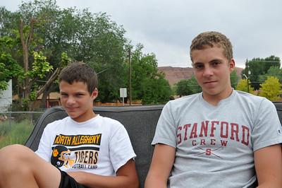 Moab July 2010