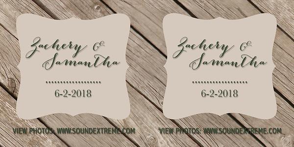 Samantha & Zachery 6/2/18