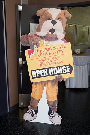 Retention & Student Services Open House