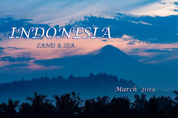 Indonesia -- Land & Sea