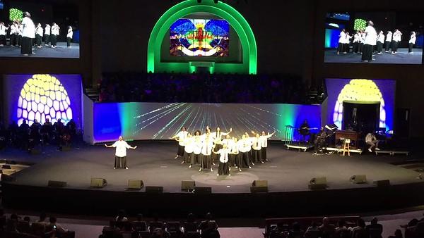 OCBF Dance Ministry FathersDay