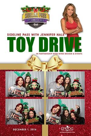 Jen Hale's Toy Drive (prints)