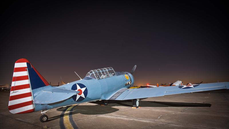 Pre-Dawn Fighter