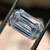 3.04ct Emerald Cut Diamond, GIA F VS1 7