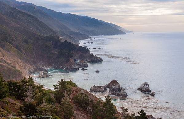Big Sur Coastline, CA Collection