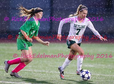Woodinville @ Skyline JV Soccer