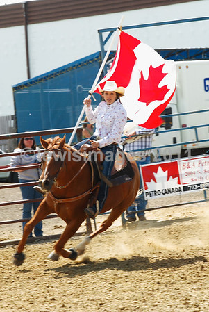 Swift Current Rodeo 2011 - Friday