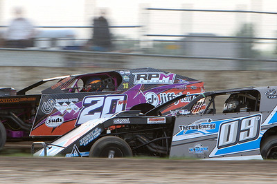 South Buxton Raceway, Merlin, ON, June 20, 2015