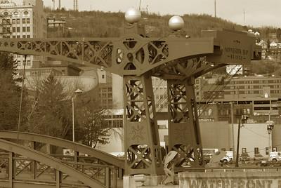 2012 01 14:  Duluth (MN, US) Harbor, Ice