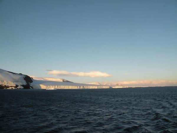 Antarctic Peninsula Ice