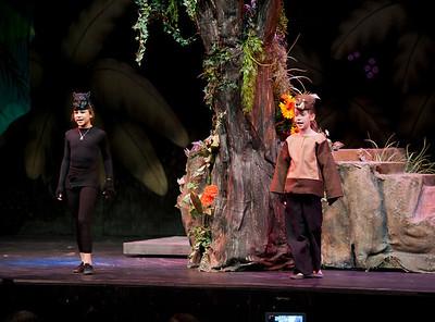 Grade 5 Production The Jungle Book