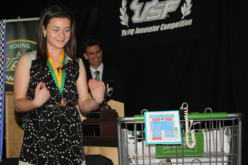 Finalist and Grand Prize Winner Melissa Feingold