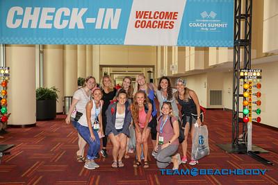 Team Beachbody Summit 2018